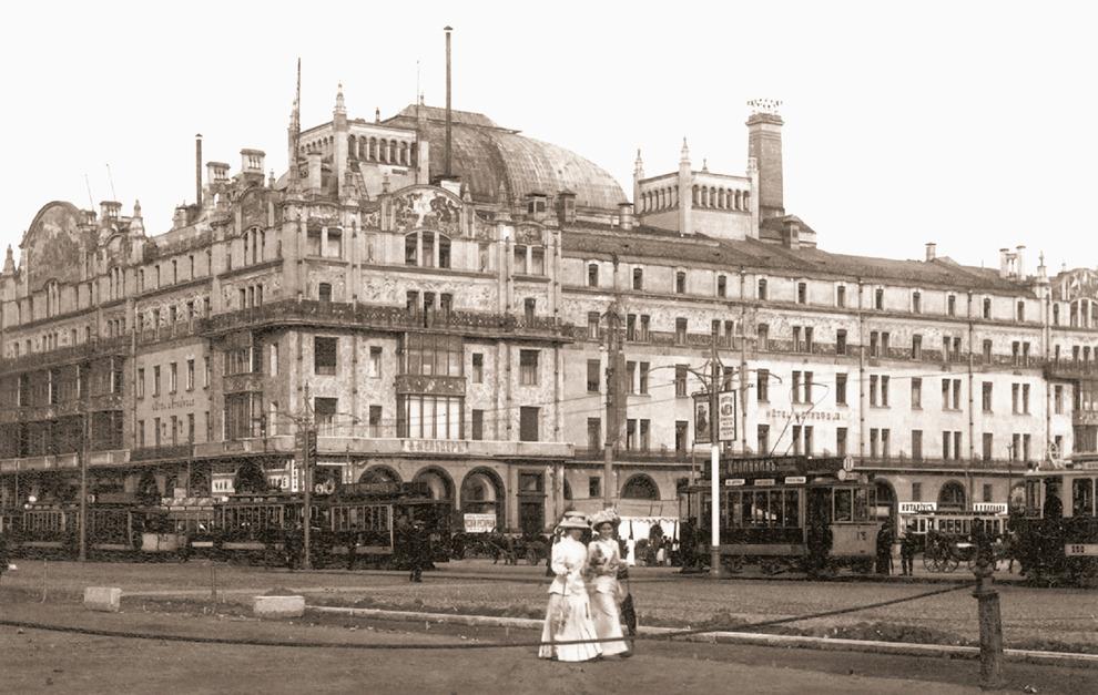 метрополь 1910 год Отели Отели Москвы: хранители и создатели истории города 5410924930edd1da5fab5bc1409f08f5