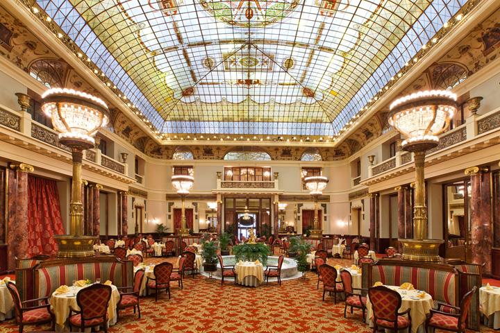 ресторан метрополь Отели Отели Москвы: хранители и создатели истории города Metropol