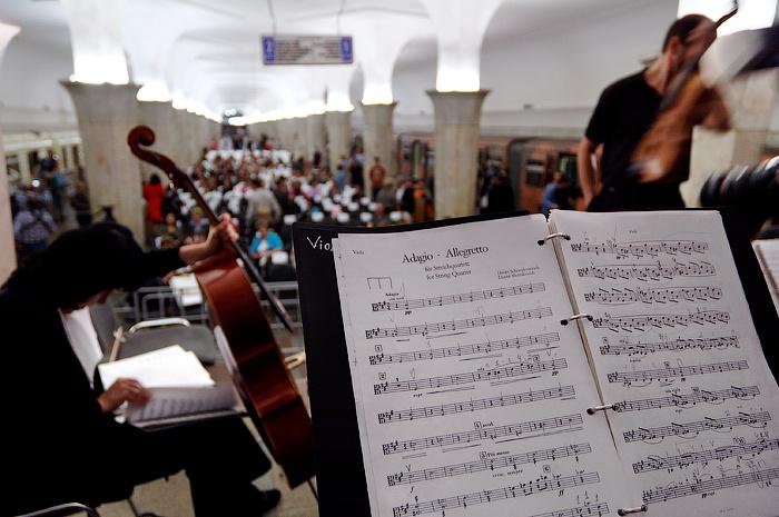 Photo of К тиграм в метро добавится музыка музыка в метро К тиграм в метро добавится музыка concert 10