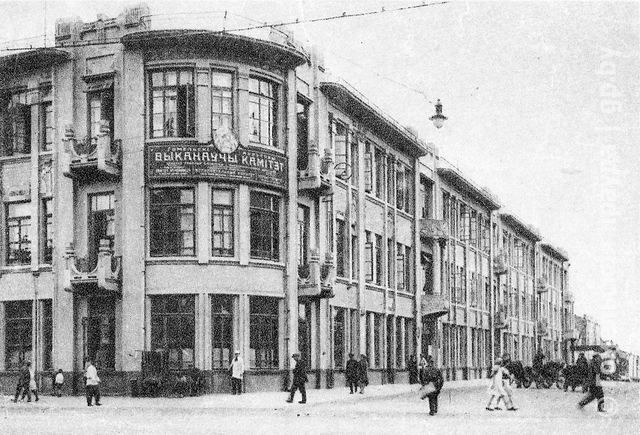 Савой 1913 год Отели Отели Москвы: хранители и создатели истории города zdaniya gomelya o kotoryx vy ne znali3 2
