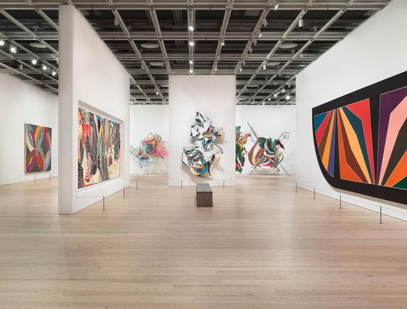 Photo of Самые ожидаемые выставки осени самые ожидаемые выставки 2016 Самые ожидаемые выставки осени Frank Stella Photograph by Ronald Amstutz