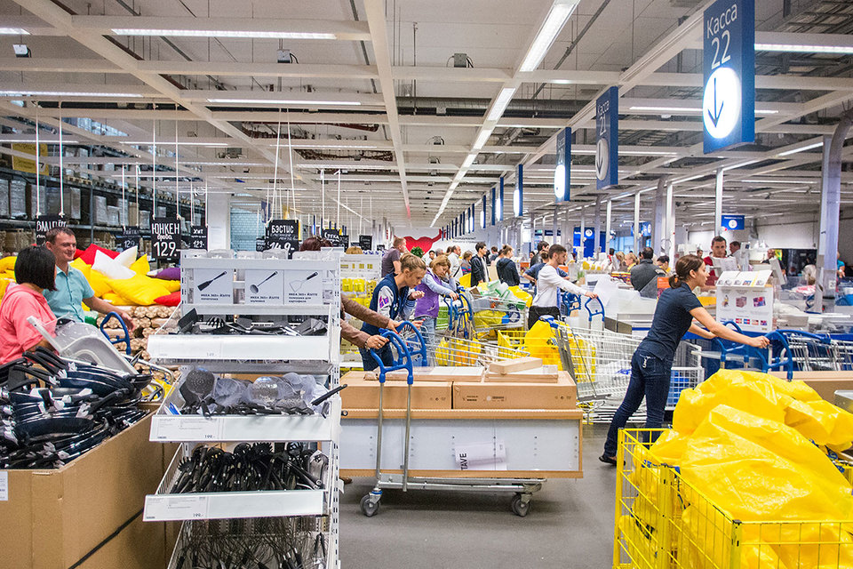 онлайн магазин Ikea типичная москва ежедневный онлайн журнал про