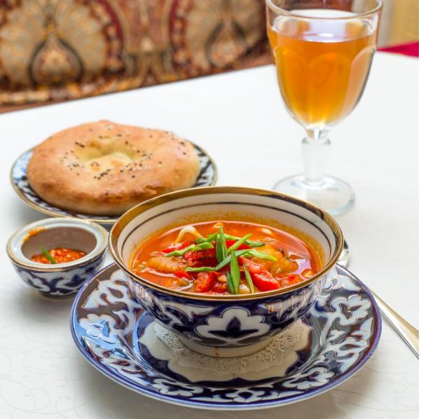 ресторан самарканд ресторан самарканд москва Узбекистан на зубок. Ресторан Samarkand                           2016 10 20    13