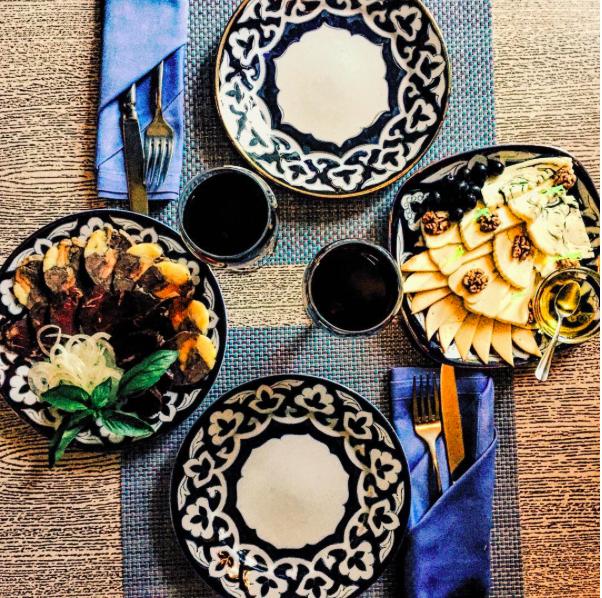 ресторан самарканд ресторан самарканд москва Узбекистан на зубок. Ресторан Samarkand                           2016 10 20    14