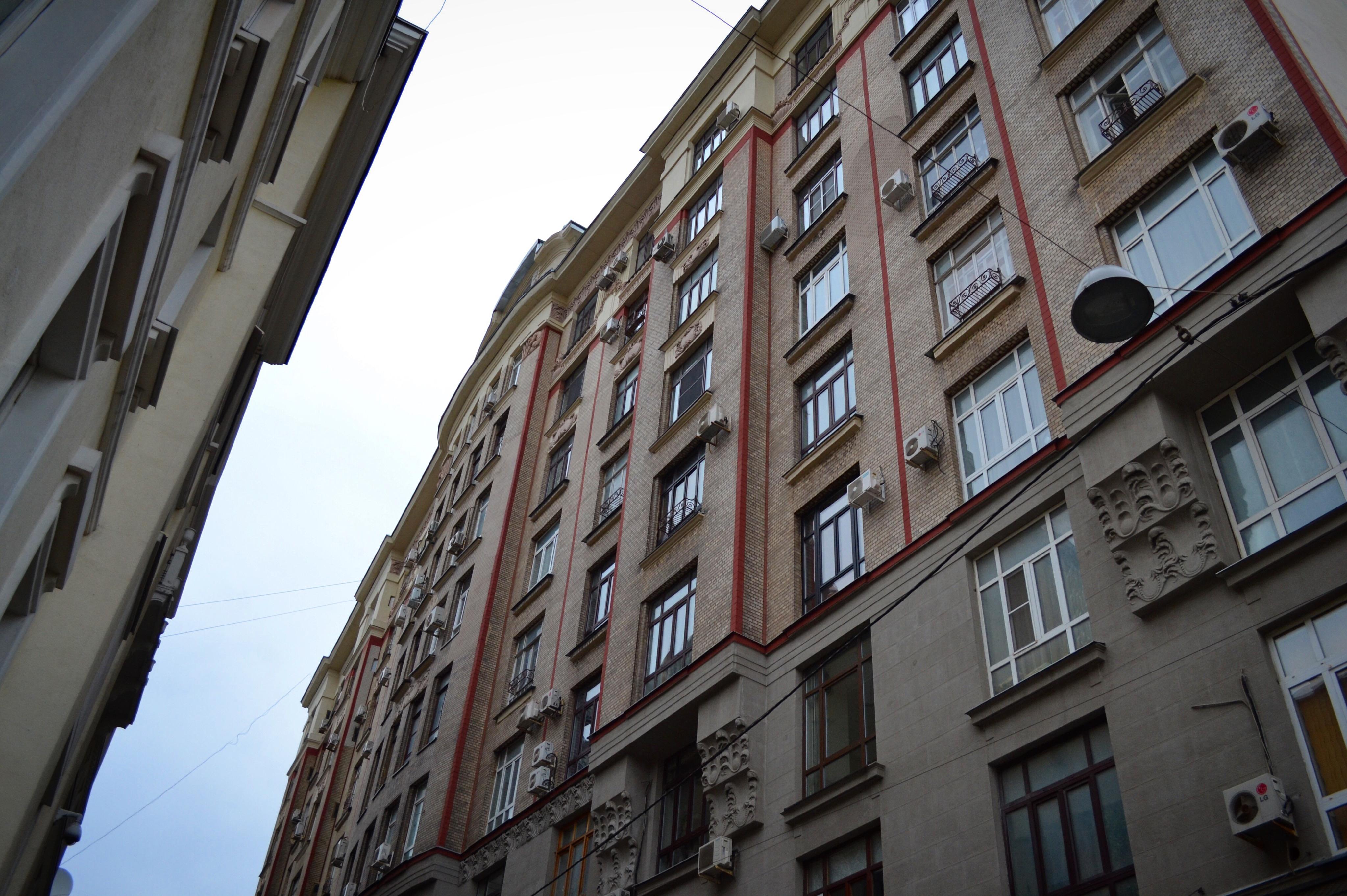 Photo of Первый «небоскреб» Москвы первый небоскреб в москве Первый «небоскреб» Москвы 03