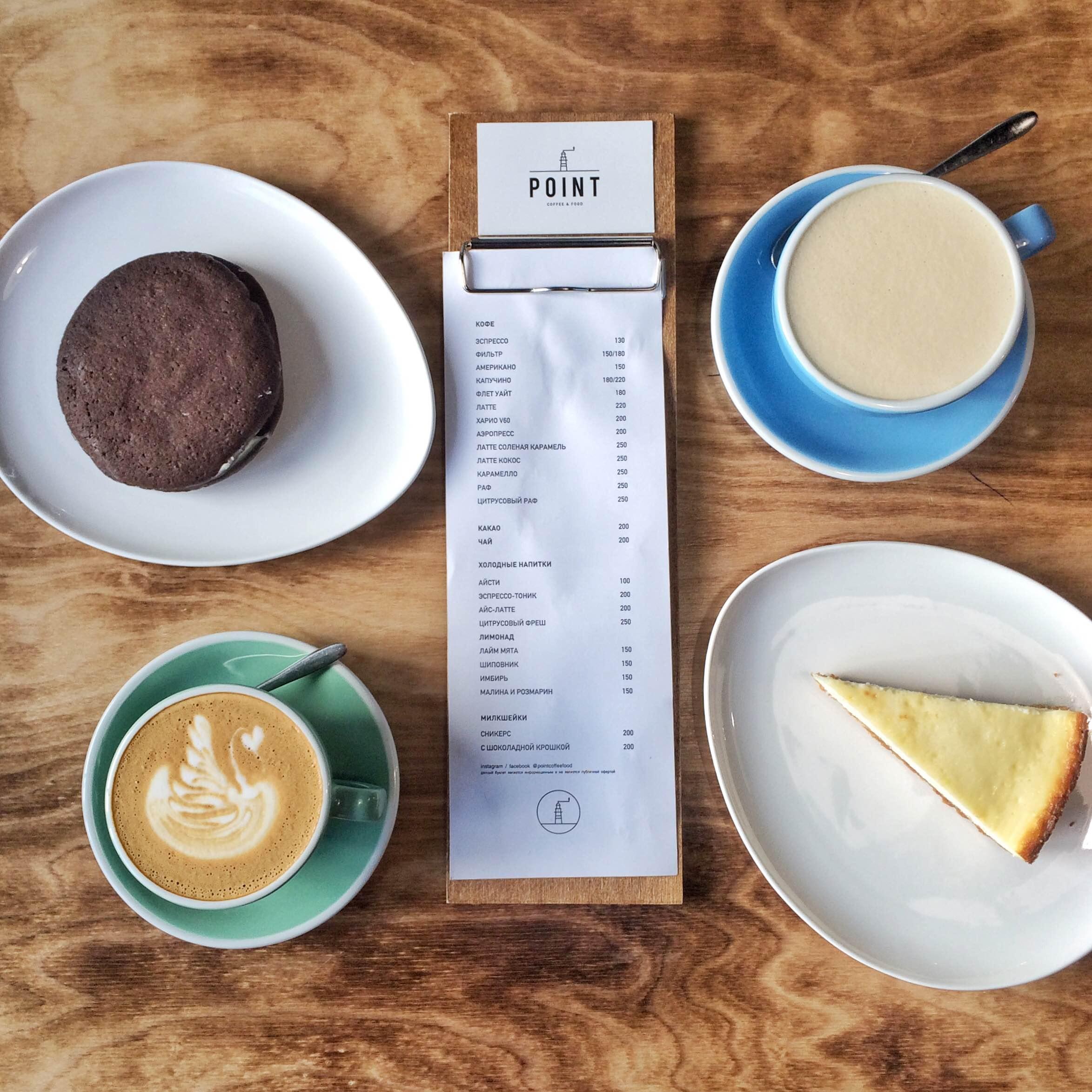 POINT Coffee&Food point coffee & food POINT Coffee&Food: авторский подход к еде и кофе IMG 1920