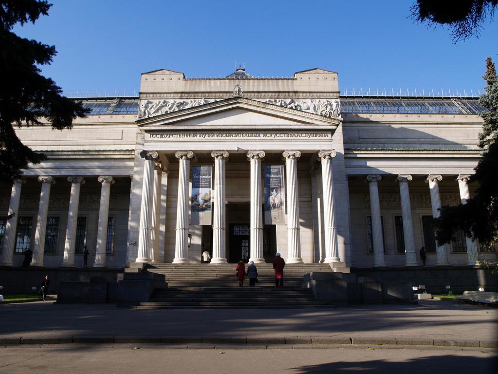 Photo of Вход в Пушкинский музей стал бесплатным на две недели пушкинский музей бесплатный вход Вход в Пушкинский музей стал бесплатным на две недели Pushkinskii myzei flickr