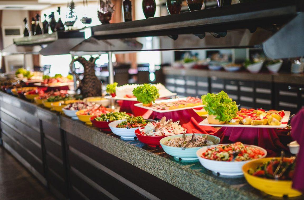 шведский стол москва, рестораны со шведским столом