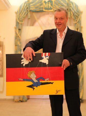 алекс дено, скандальный каррикатурист в россии