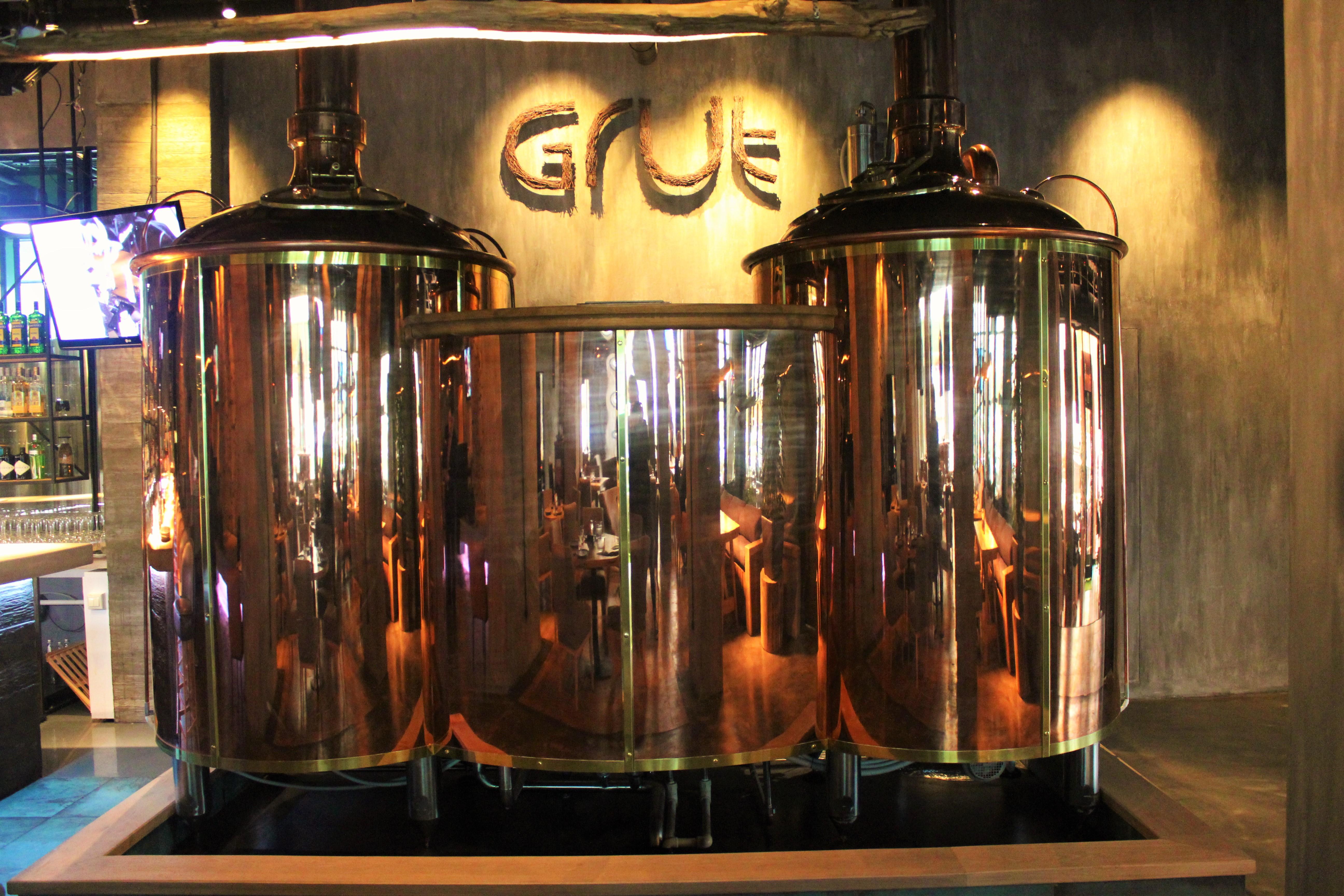 Grut Грют Grut: изысканный ресторан на юге столицы 3 1
