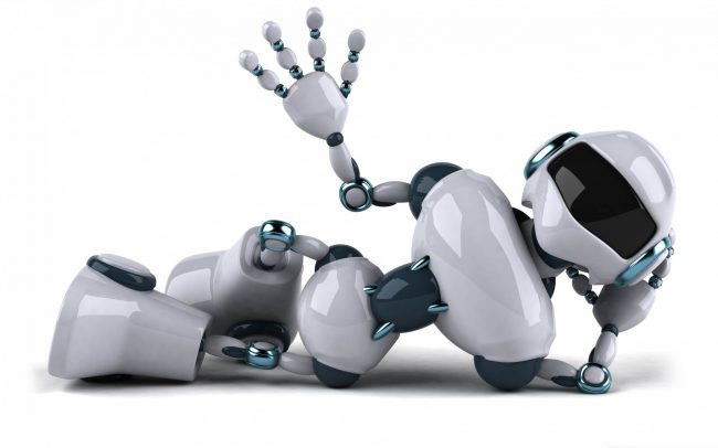 Photo of Неробкие роботы журналистика будущего Неробкие роботы Robots del futuro 650x406
