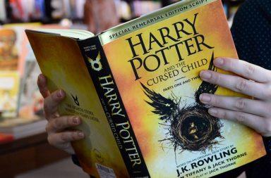 Дом книги на Арбате открыл продажи новой книги о Гарри Поттере, Гарри Поттер и проклятое дитя купить, Московский Дом Книги на Арбате, Джоан Роулинг