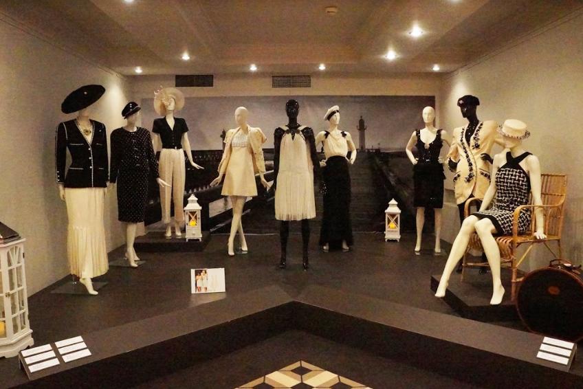 Выставка I love Chanel: откройте легенду заново