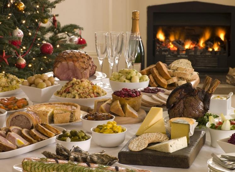 рождественский стол в италии рождественский стол Шагаем по миру: Рождественский стол в разных странах 6532338