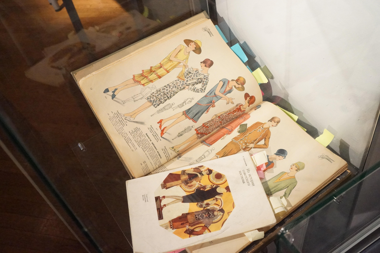 надежда ламанова, гений в юбке надежда ламанова модельер Гений в юбке: модная революция в галерее «Беляево» DSC04348