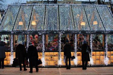 фестиваль рождественский свет, рождественская москва