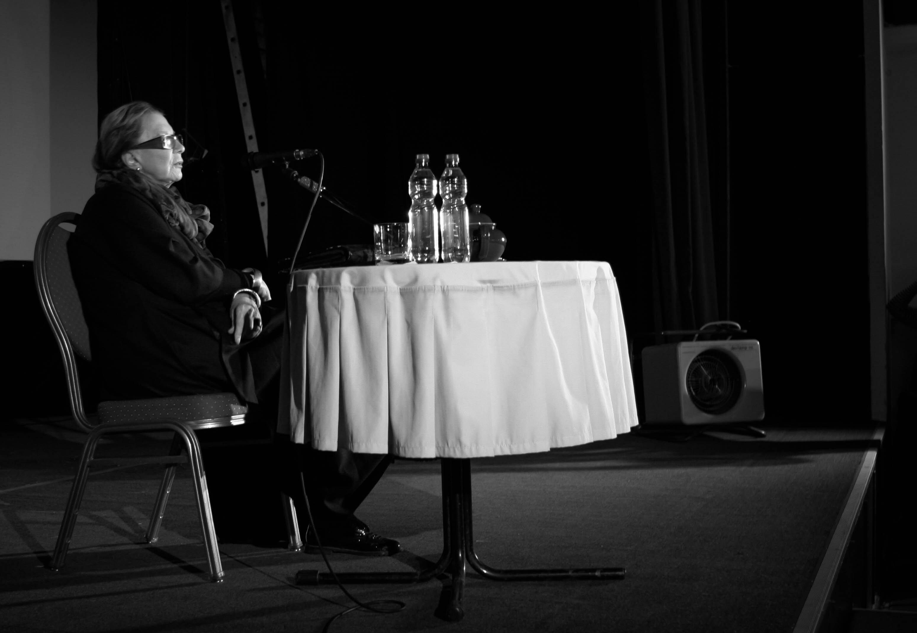 Photo of Великая Актриса. Встреча с Аллой Демидовой алла демидова Великая Актриса. Встреча с Аллой Демидовой MG 2762