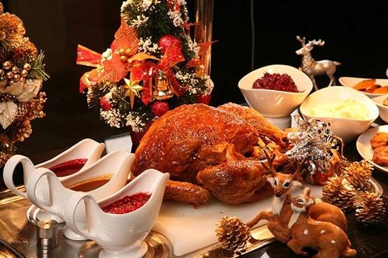 рождественский стол в германии рождественский стол Шагаем по миру: Рождественский стол в разных странах rozhdestvenskie bluda