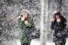 морозы в Москве, аномальные морозы, самая холодная ночь