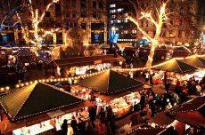 фестиваль Путешествие в Рождество, Рождество, сочельник, новогодние праздники, морозы в Москве, график работы и площадки