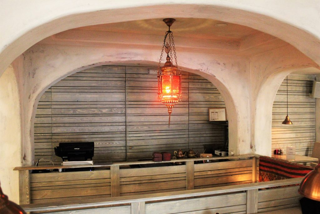 ресторан бардак Бардак: Турция рядом!              2 1024x683