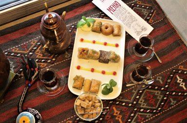 ресторан бардак, турецкая кухня