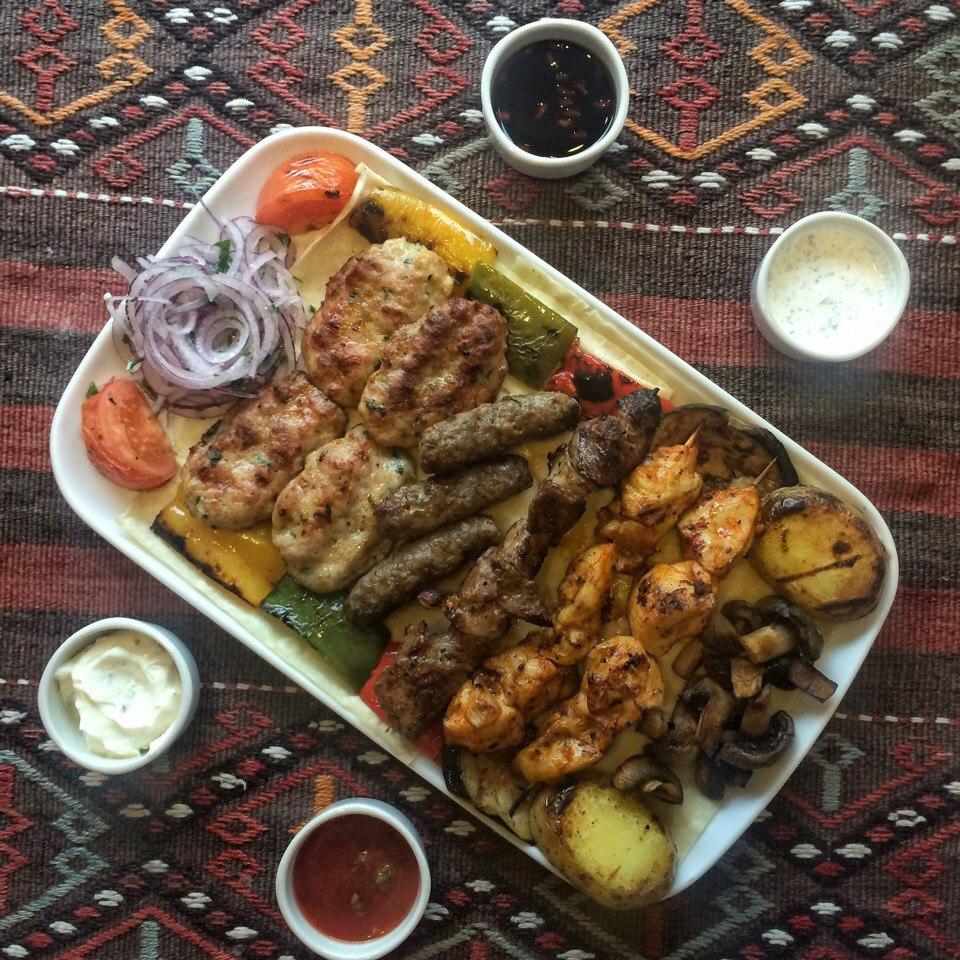 ресторан бардак Бардак: Турция рядом!              6