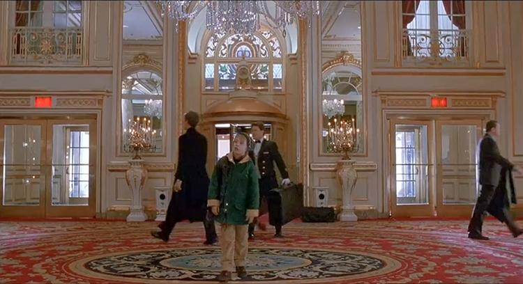в европу бюджетно в европу бюджетно Европа — стань свободней! Home Alone 2 The Plaza Hotel NY 4
