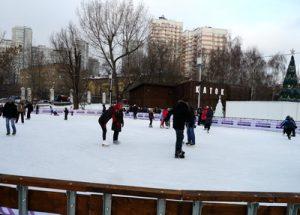 В Москве 1 марта пройдёт «Ночь на катке»                             300x215
