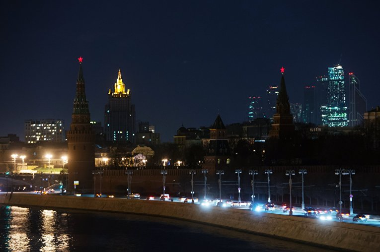 "Более 1600 зданий отключат подсветку в ""Час Земли"" 01 10"