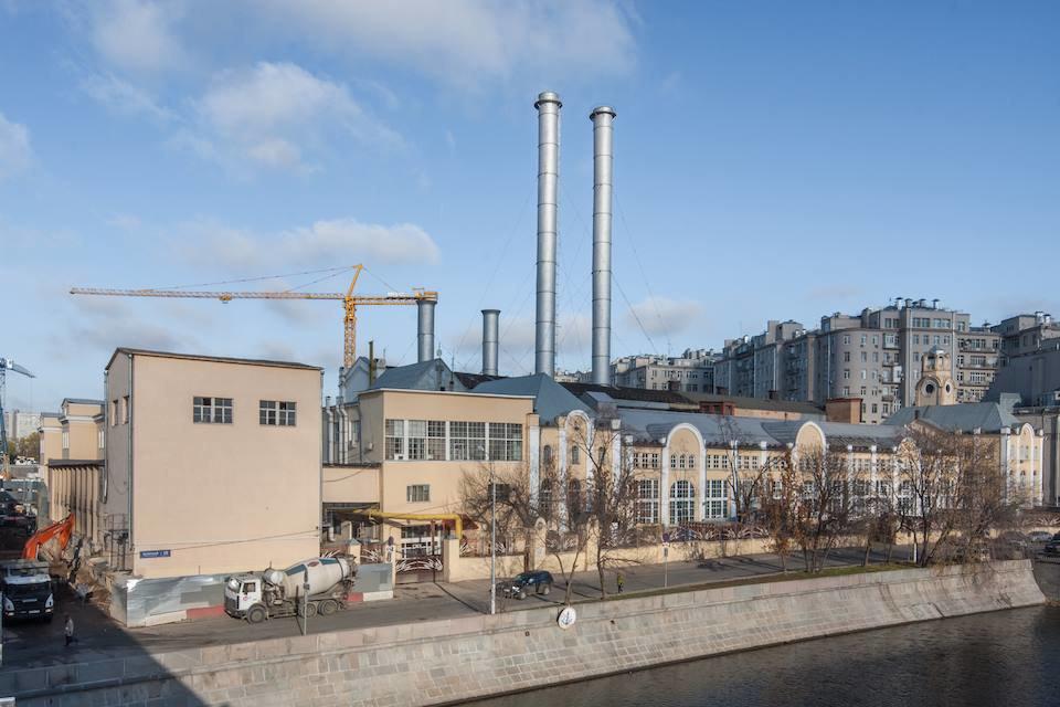 Photo of Новый музей на Болотной набережной  Новый музей на Болотной набережной 01 6