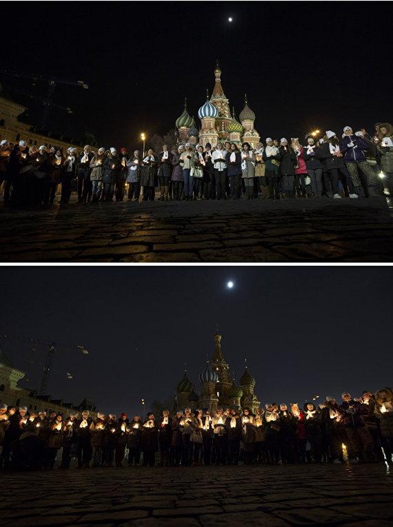 "Более 1600 зданий отключат подсветку в ""Час Земли"" 03 11"