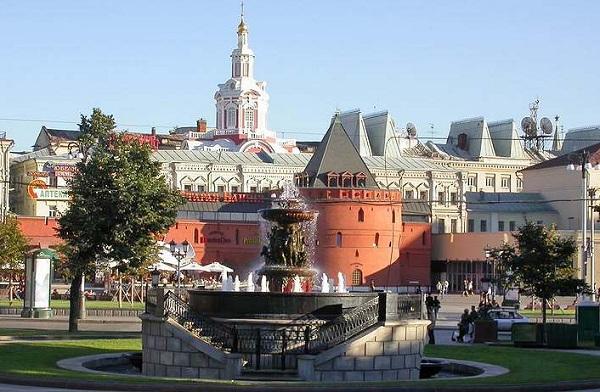 Photo of Реконструкция Китайгородской стены  Реконструкция Китайгородской стены 03 7