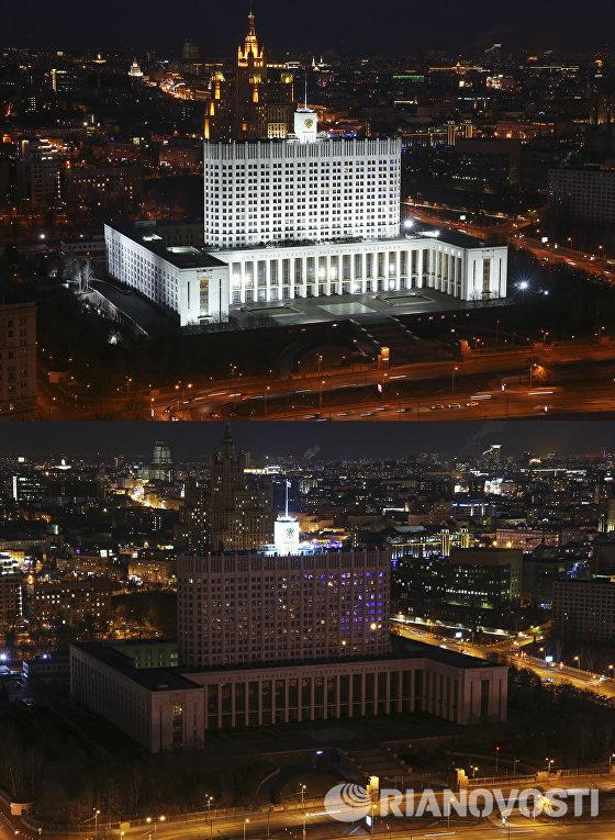 "Более 1600 зданий отключат подсветку в ""Час Земли"" 05 9"