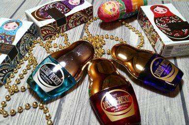 русские ароматы