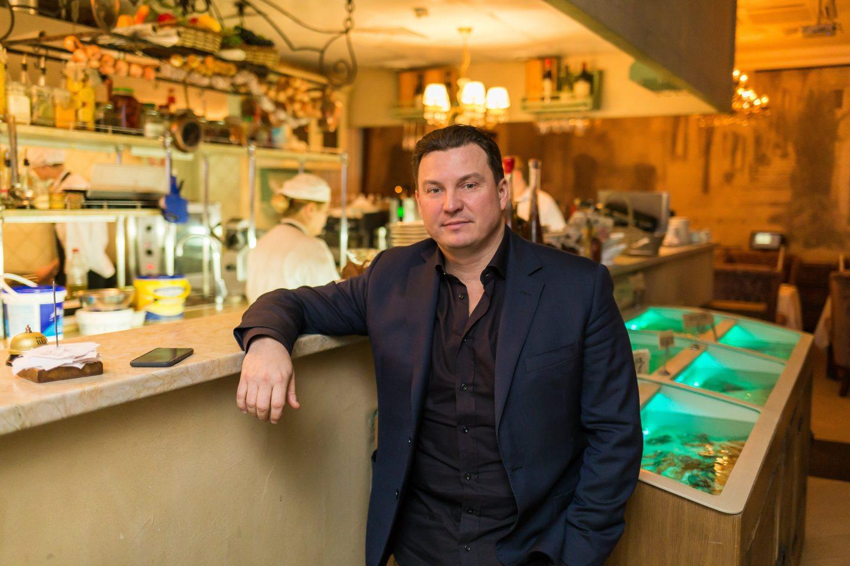 Мне не нужно много - мне достаточно самого лучшего: интервью с ресторатором Александром Кожиным
