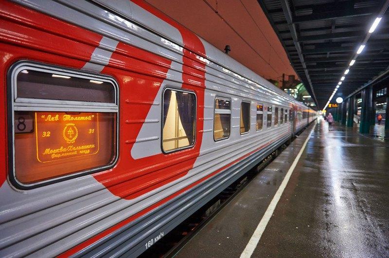 Photo of В поезде Москва-Хельсинки появится библиотека библиотека В поезде Москва-Хельсинки появится библиотека train to helsinki 269