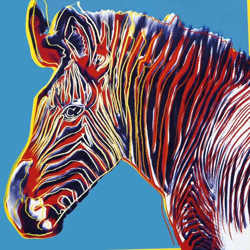 Выставка «Энди Уорхол. Вымирающие виды» в Дарвиновском музее 01 15