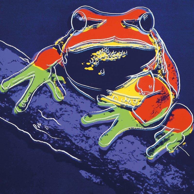 Выставка «Энди Уорхол. Вымирающие виды» в Дарвиновском музее 03 15