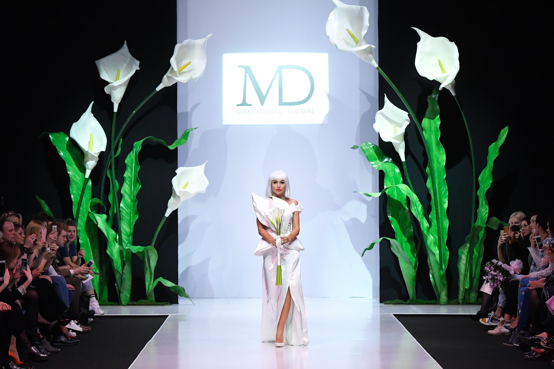 Неделя моды 37-й сезон Недели моды в Москве B0Y2115