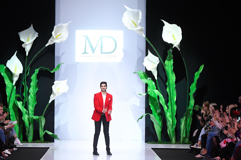 Неделя моды 37-й сезон Недели моды в Москве B0Y2196