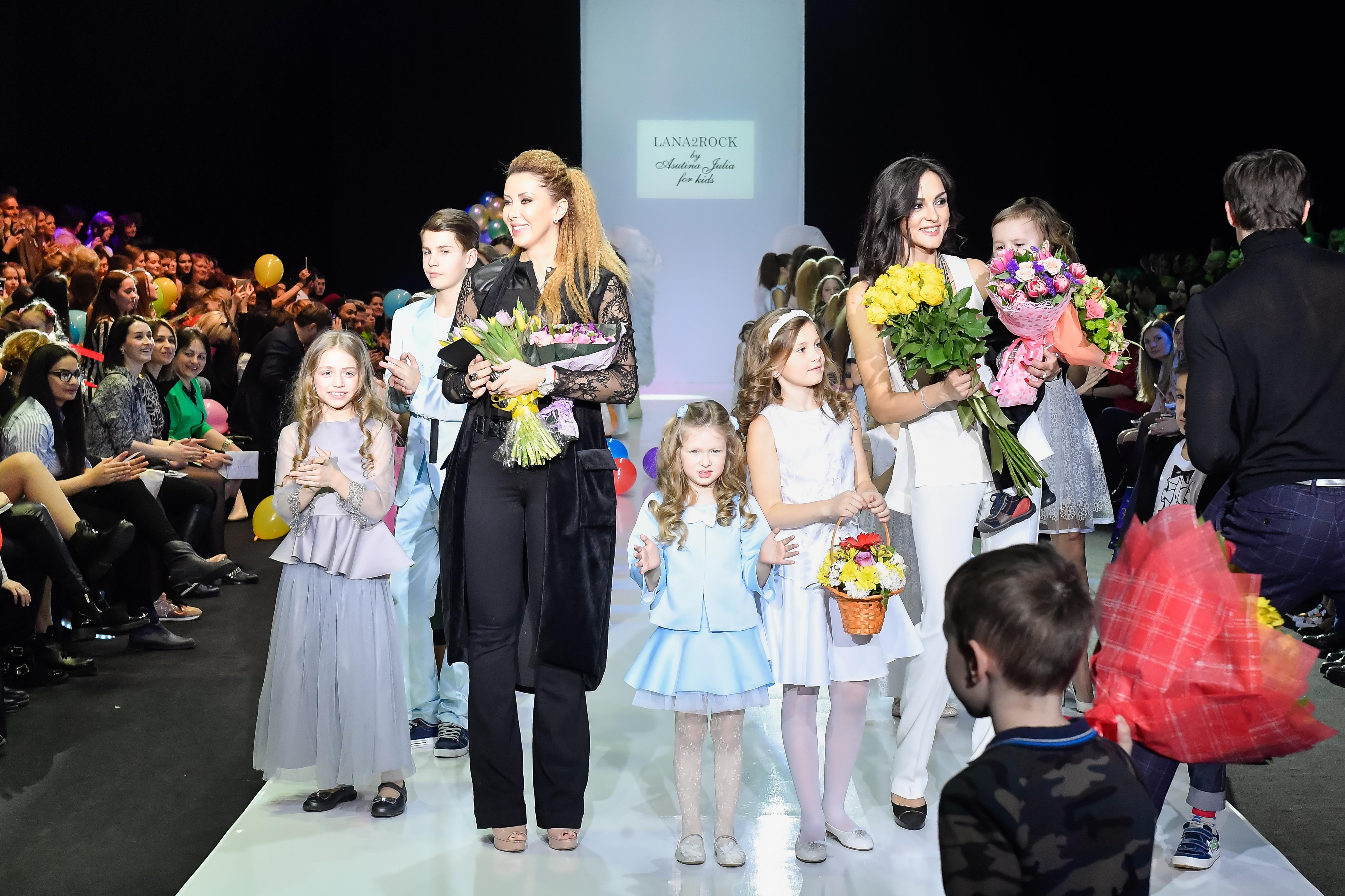 Неделя моды 37-й сезон Недели моды в Москве BOY0061