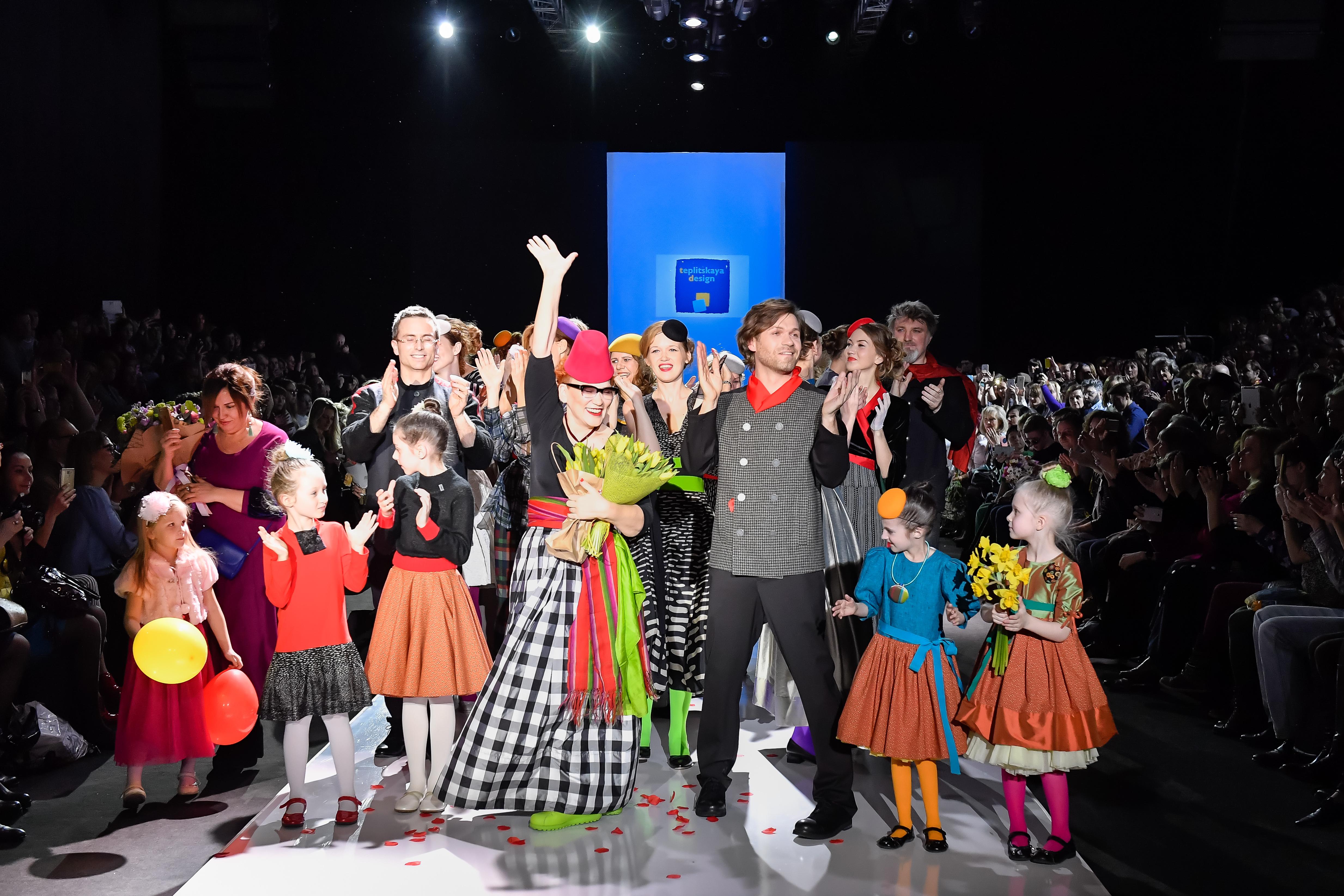 Неделя моды 37-й сезон Недели моды в Москве BOY0181