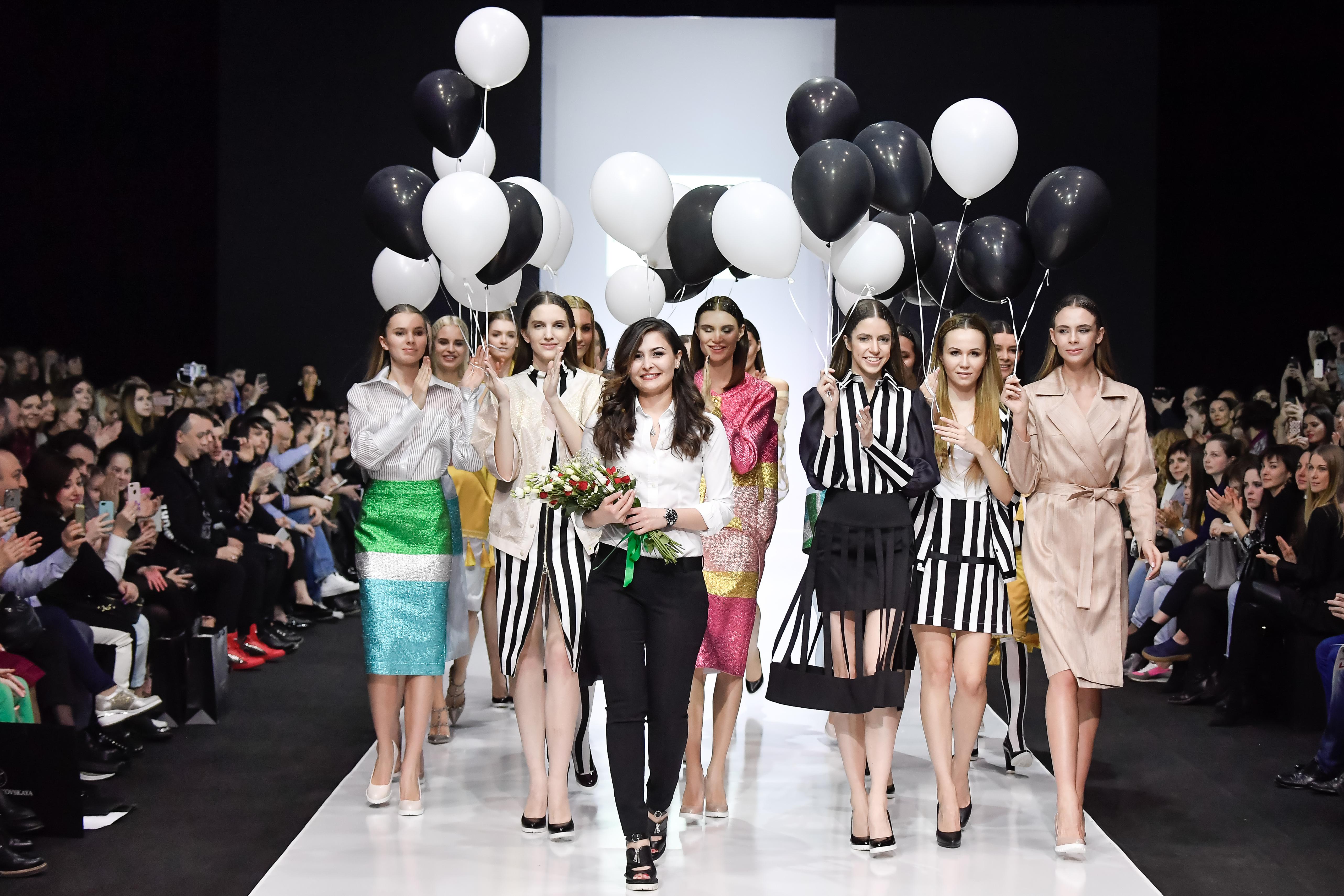 Неделя моды 37-й сезон Недели моды в Москве BOY1103