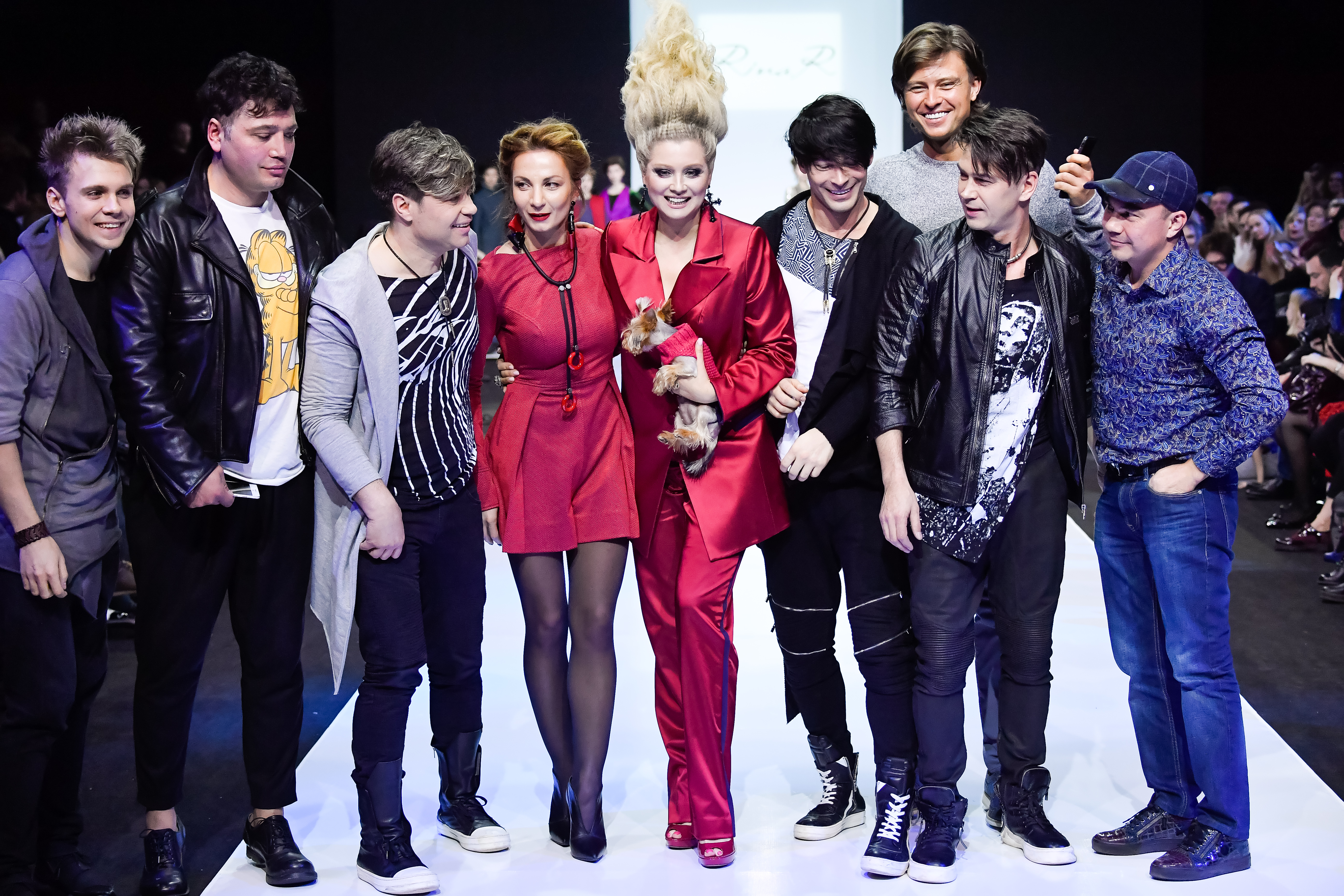 Неделя моды 37-й сезон Недели моды в Москве BOY1119