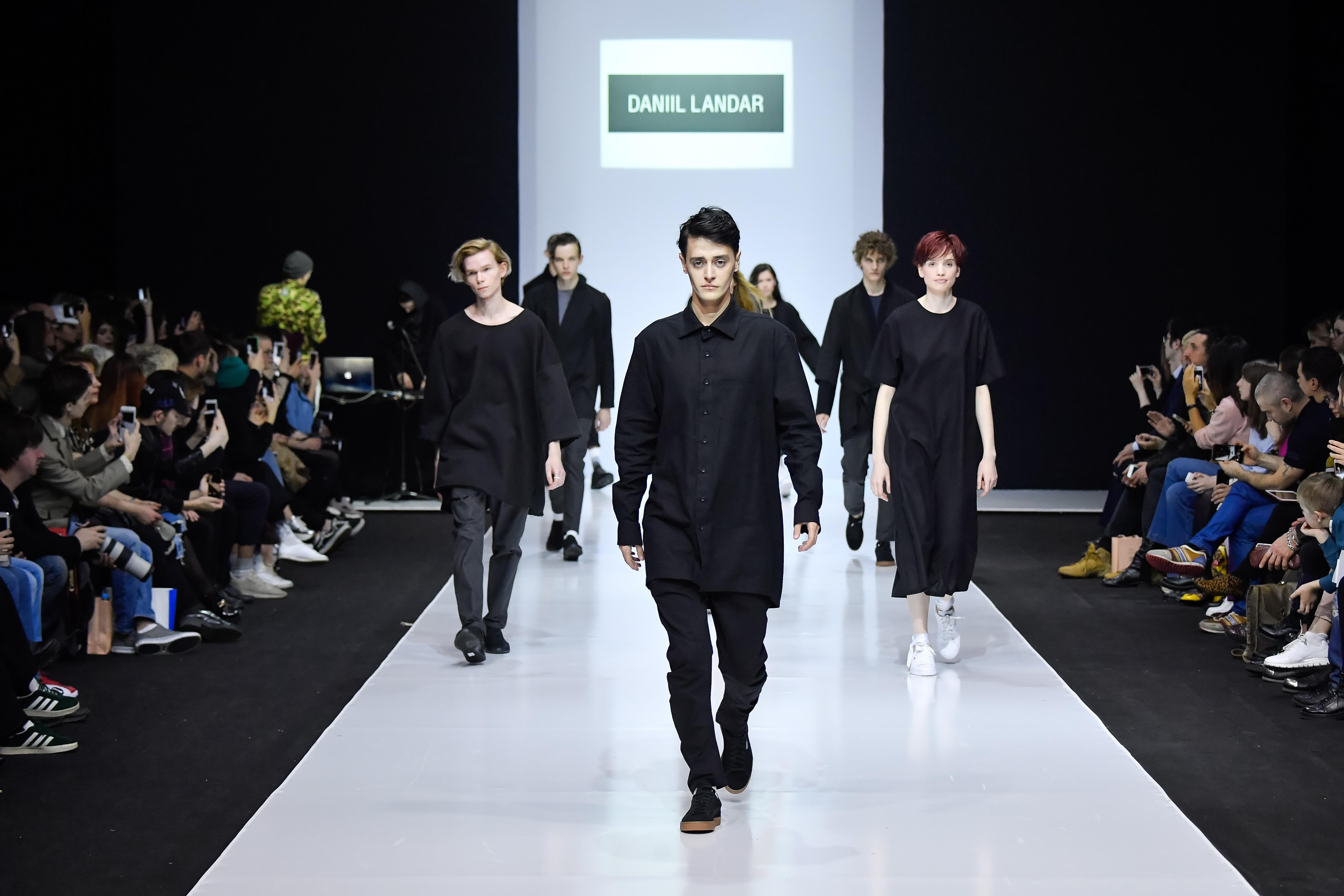 Неделя моды 37-й сезон Недели моды в Москве BOY1671