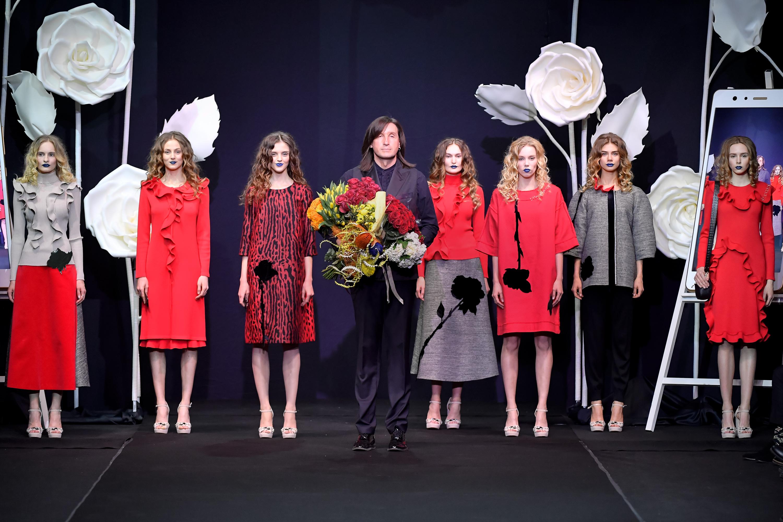 Неделя моды 37-й сезон Недели моды в Москве BOY1796