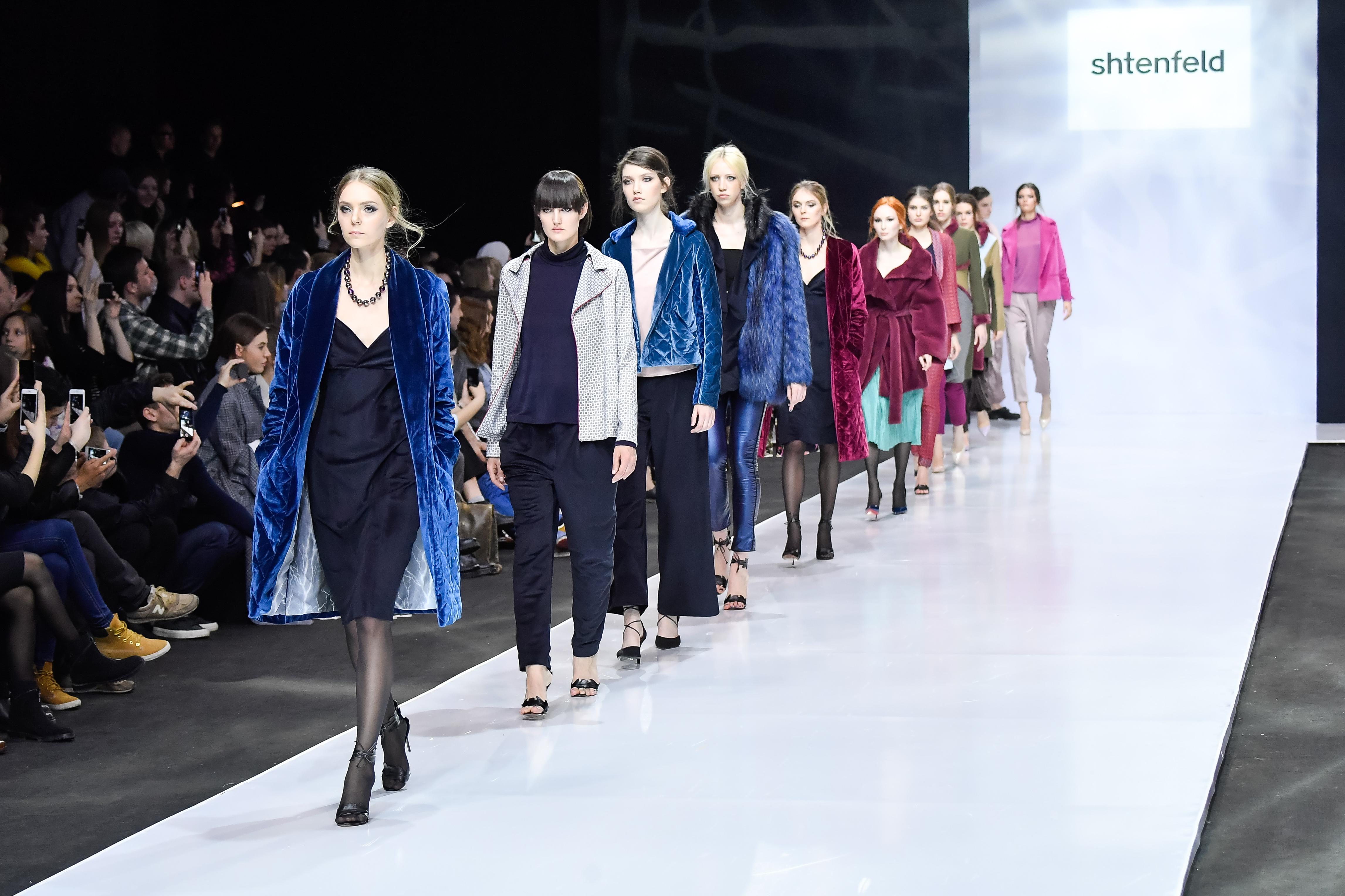 Неделя моды 37-й сезон Недели моды в Москве BOY2181