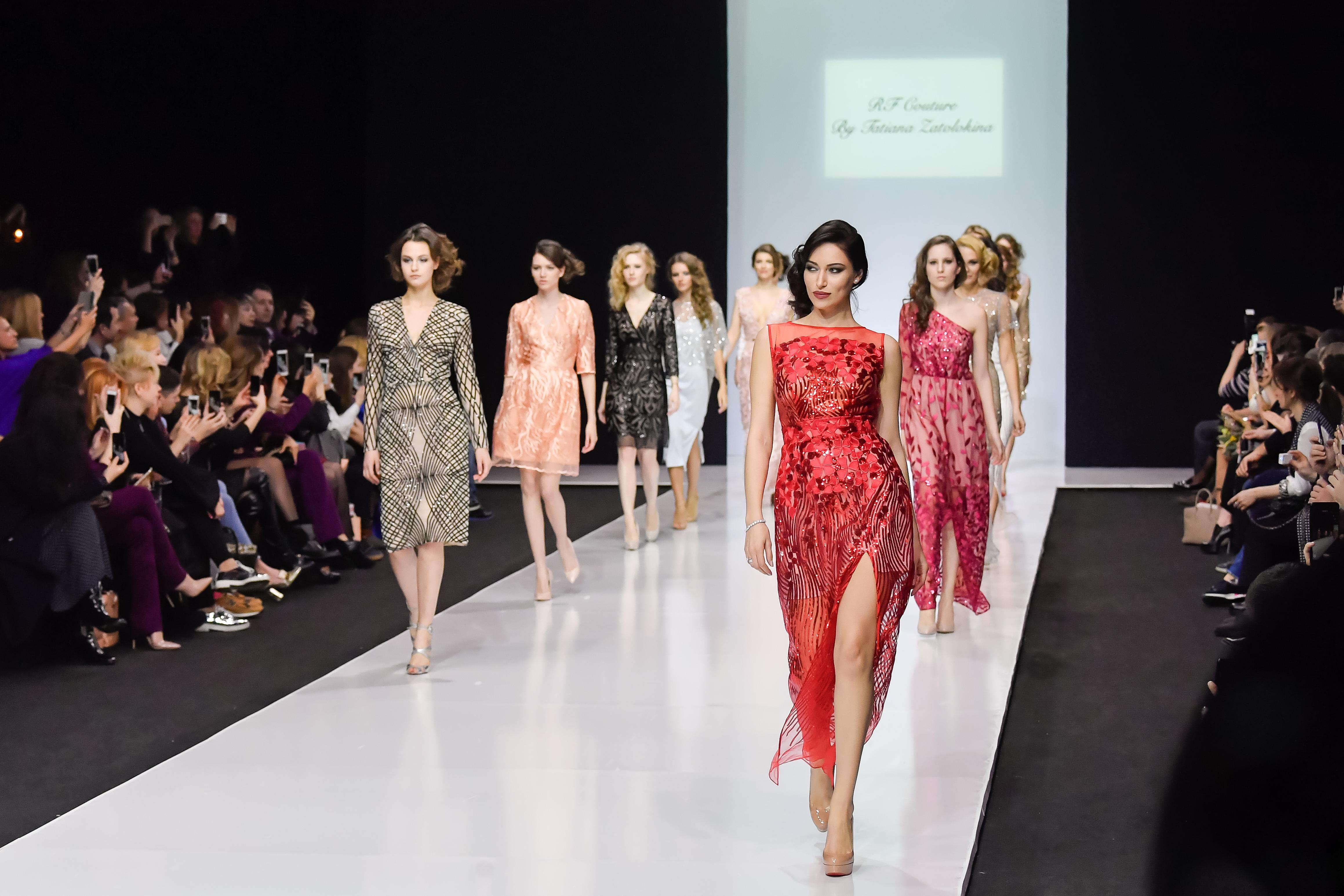Неделя моды 37-й сезон Недели моды в Москве BOY3810