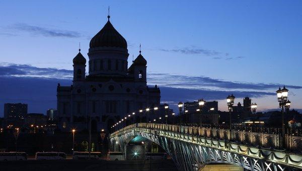 Москвичи поддержат акцию «Час Земли»